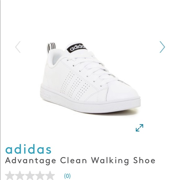 adidas Shoes - ADIDAS Advantage Clean Walking Shoe